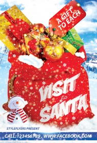 Visit-to-Santa-flyer