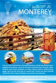 Winter-in-Monterey---travel-flyer