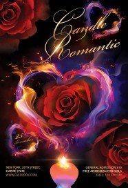 CANDLE-ROMANTIC-PARTY-