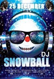 DJ-Snowman