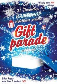 Gift-parade-