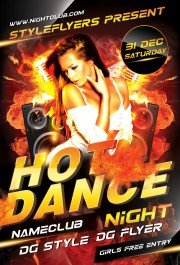 Hot-dance-nite
