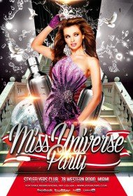 Miss Universe Party