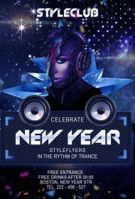 Techno New Year