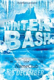 Winter-Bash-Party-Flyer-