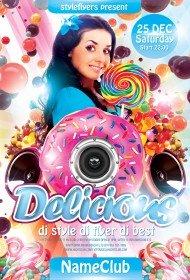 delicious-party