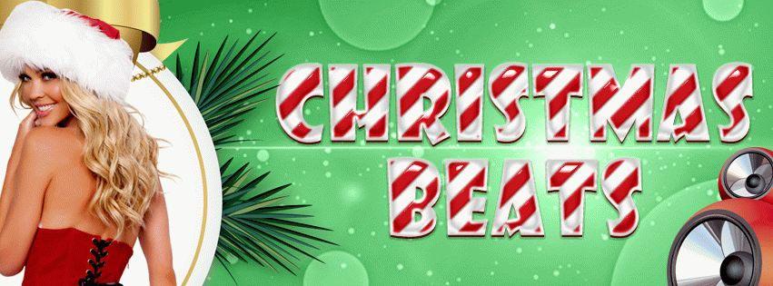 Jingle bits Party PSD Flyer Template