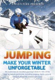 ski jumping sport
