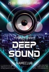 Deep-sound-party