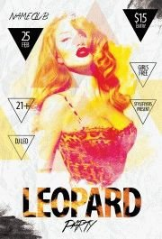 Leopard-Party