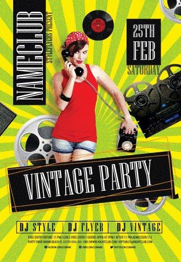 vintage-party