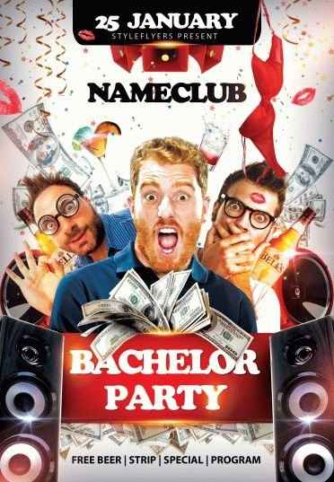 bachelor–party