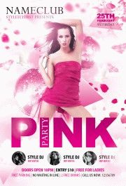 pink-party