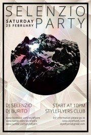 selenzio party
