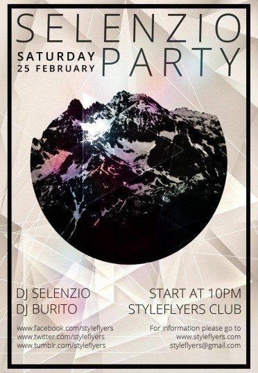 selenzio-party