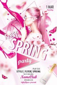 First-spring-party