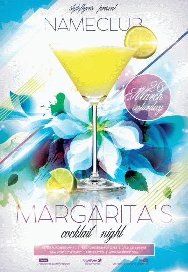 Margarita's-cocktail-night