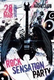 Rock-sensation-party