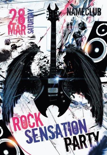 Rock-sensation-party