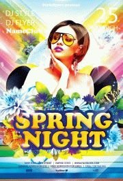 Spring-night-party