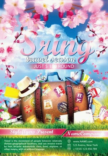 Sring-travel-season