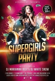 supergirls party