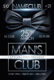 man-club
