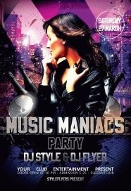 music-maniacs-party