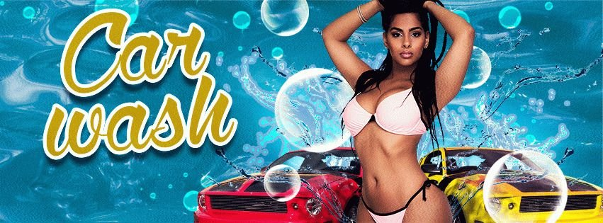 Car Wash Psd Flyer Template   Styleflyers