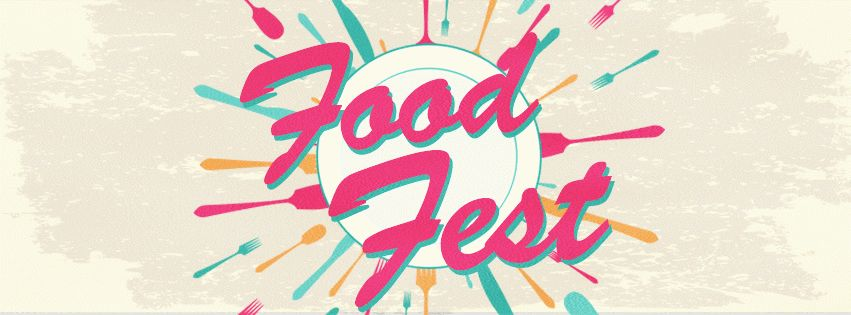 Food Fest PSD Flyer Template