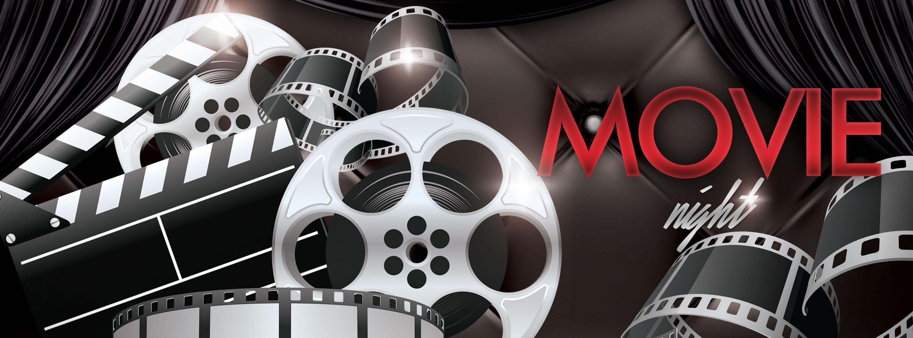 Movie Night PSD Flyer Template 7583 Styleflyers – Movie Night Flyer Template