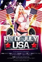 4TH-OF-JULY-USA-PSD-Flyer-Template