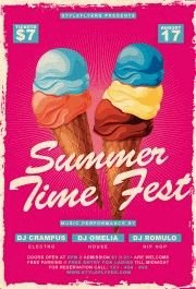 Summer-time-fest-PSD-Flyer-Template