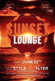 Sunset-Lounge-PSD-Flyer-Template