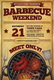 Weekend-BBQ-PSD-Flyer-Template