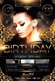 birthday-flyer