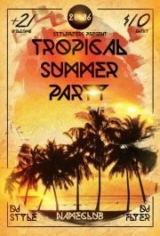 tropical-summer-party