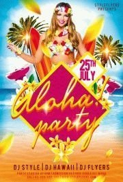Aloha-Party-PSD-Flyer-Template