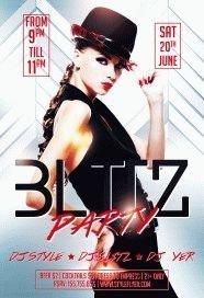 Blitz-party-PSD-Flyer-Template