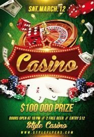 Casino-PSD-Flyer-Template