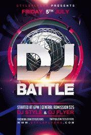 DJ-Battle-PSD-Flyer-Template