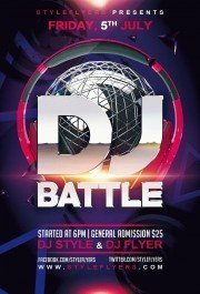 DJ-Battle-PSD-Flyer-Template