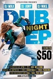 DUB_STEP_NIGHT-PSD-Flyer-Template