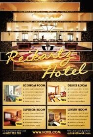 Hotel-PSD-Flyer-Template