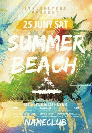 Summer-Beach-PSD-Flyer-Template