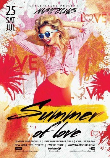 Summer-Of-Love-PSD-Flyer-Template1