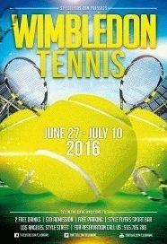 Tennis-Wimbledon-PSD-Flyer-Template