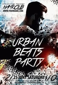 Urban-Beats-Party