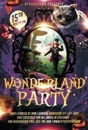 Wonderland-Party-PSD-Flyer-Template