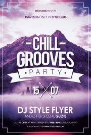 chill_grooves-PSD-Flyer-Template